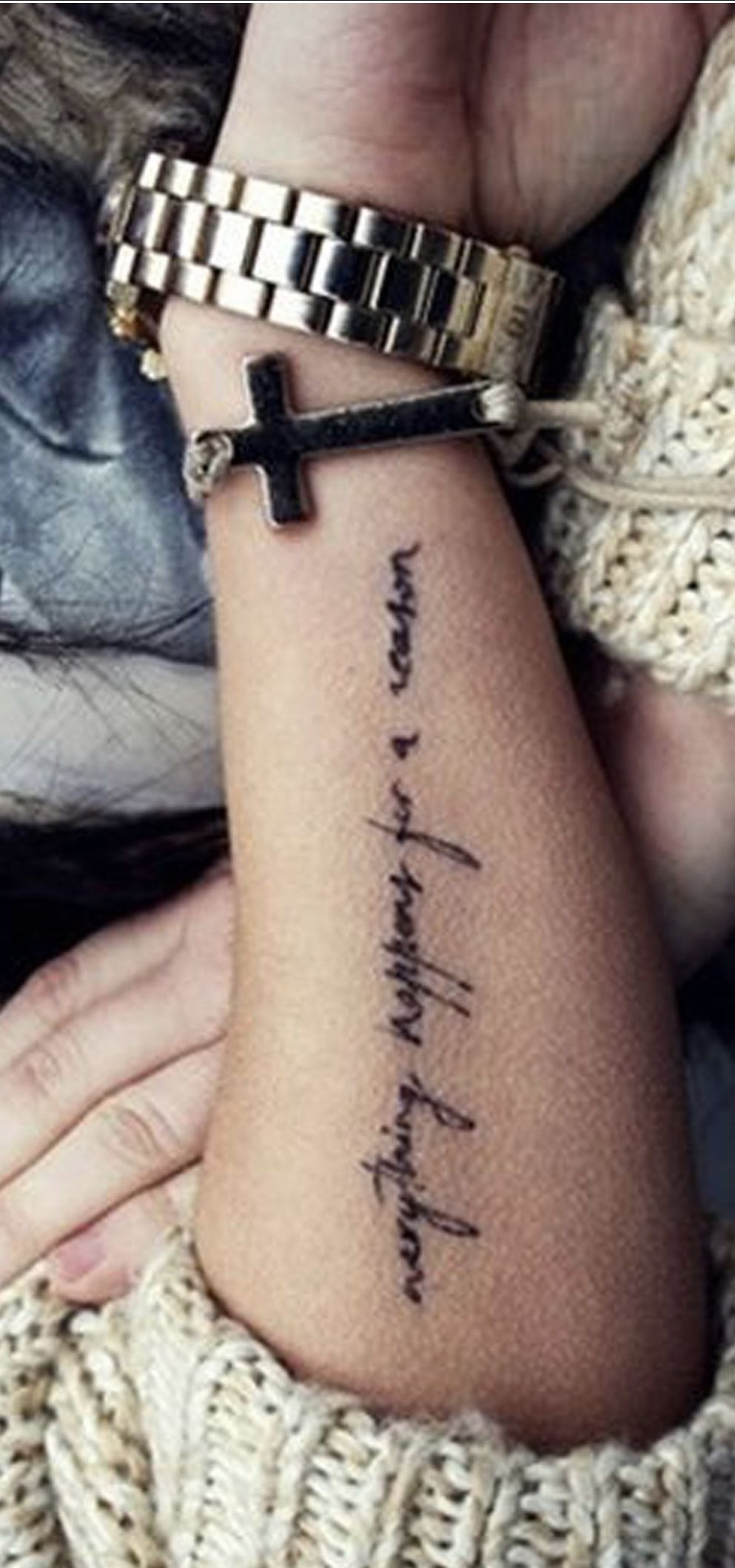 Pin By Stacey Powers On Ink Cursive Tattoos Tattoo Quotes For Women Quote Tattoos Girls