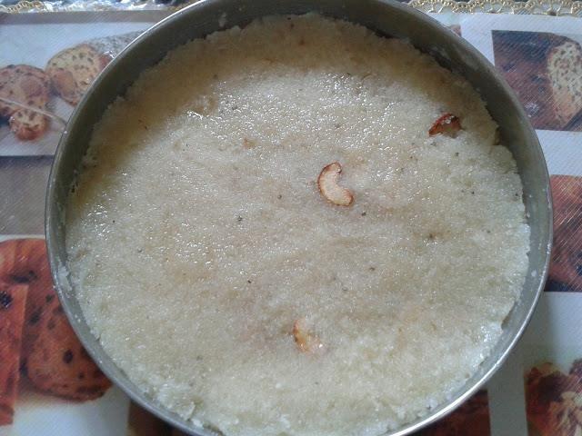 Rava Jelly(Semolina Jelly) Read full recipe here: http://secretindianrecipe.com/recipe/rava-jellysemolina-jelly  #indianfood #indianrecipes