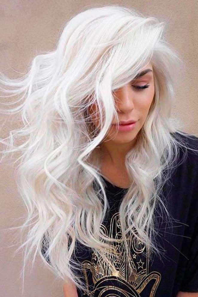 Couleur cheveux blond tendance 2018