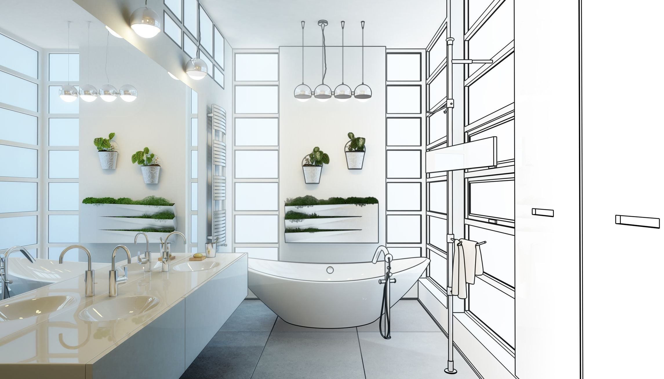 How Much Does An Average Bathroom Renovation Cost Bathroom