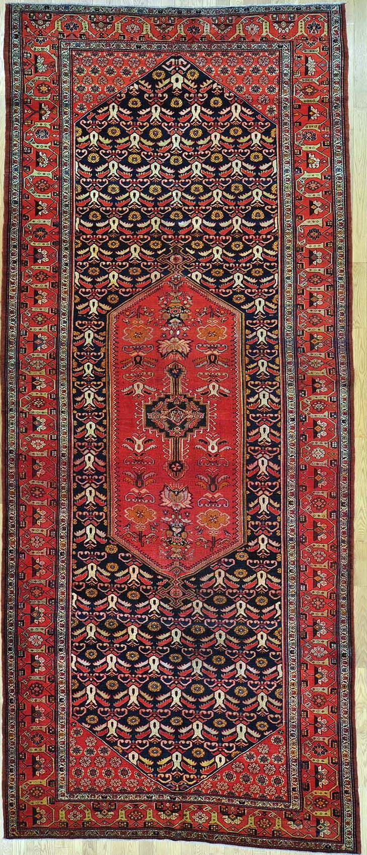 Bidjar Persian Rug 6 10 X 16 4 Authentic