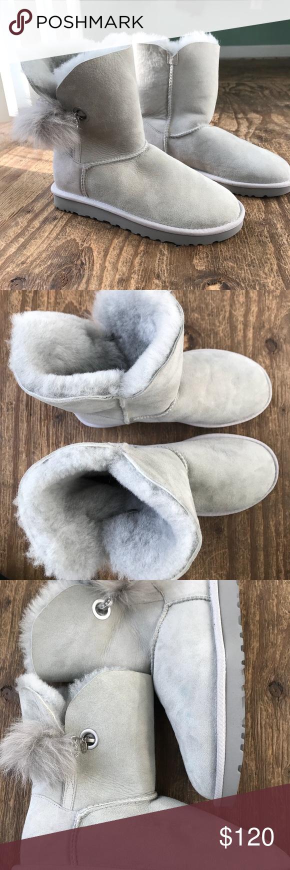 3b400849c89 Ugg Boots- Irina UGG-Irina boots in grey violet. Size women 7. UGG ...