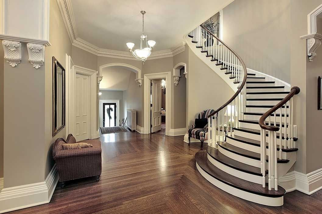 one of the best interior paint colors with dark cream wall on best indoor paint for walls id=62856