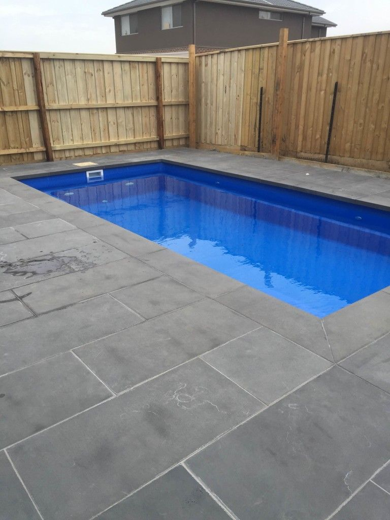 Bluestone Pool coping and Paving | Bluestone Pavers, Coping and ...