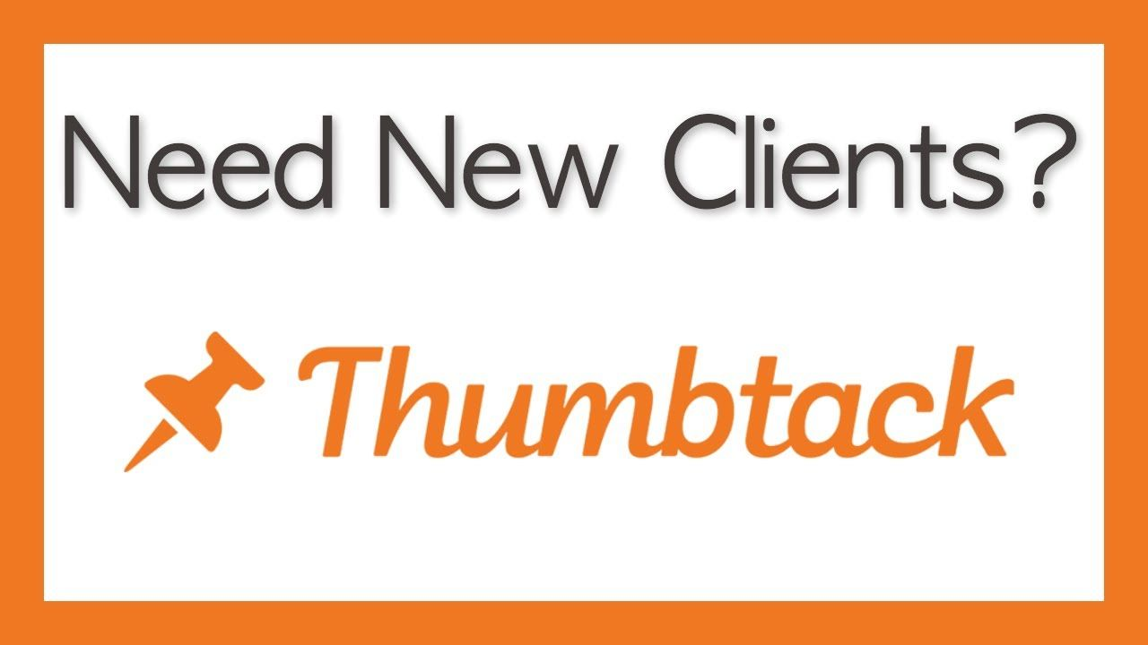 Thumbtack Review Thumbtack Professional Thumbtack Jobs