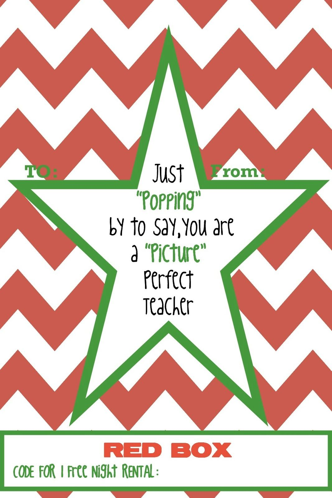 This-n-that; a little crafting: Christmas Neighbor/teacher/friend ...