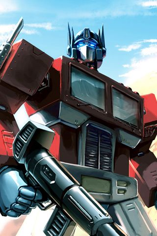 Optimus Prime Wallpaper For Iphone Transformers Movie