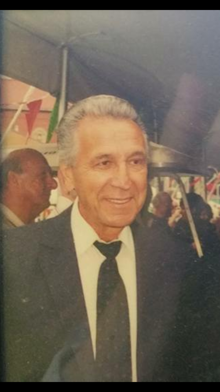 Rare photo of longtime Chicago outfit mob boss John difronzo