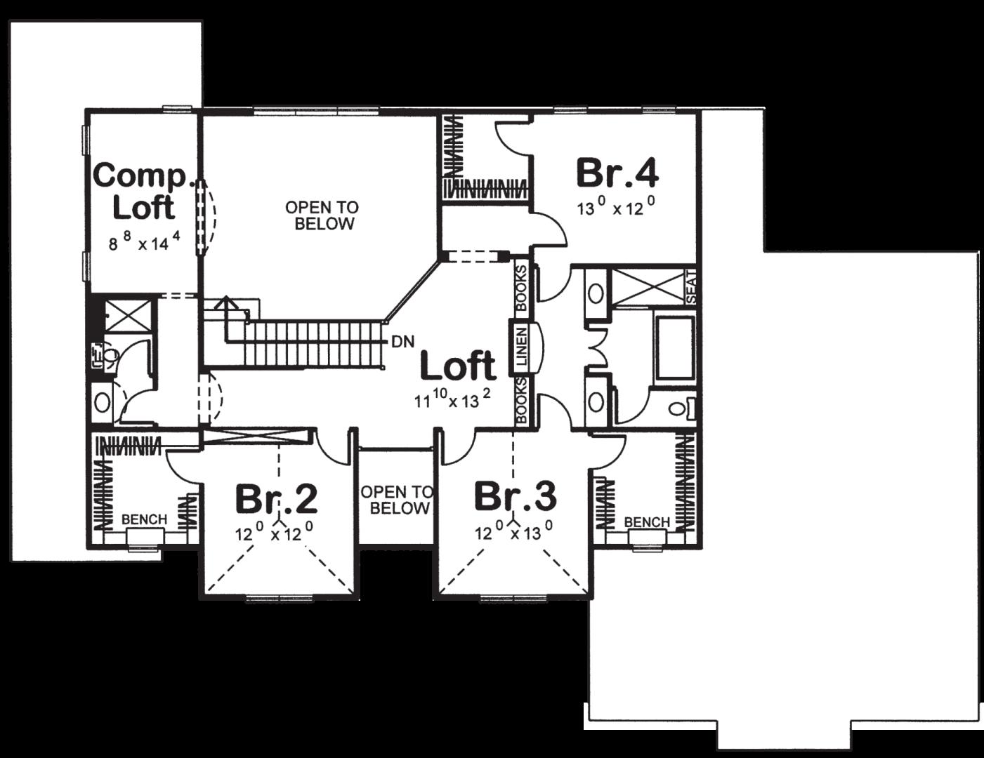 Stallworth 1 5 Story Mediterranean House Plan