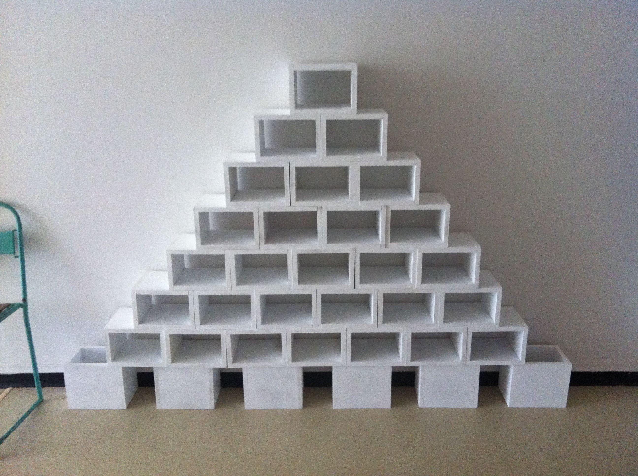 Cap cubes