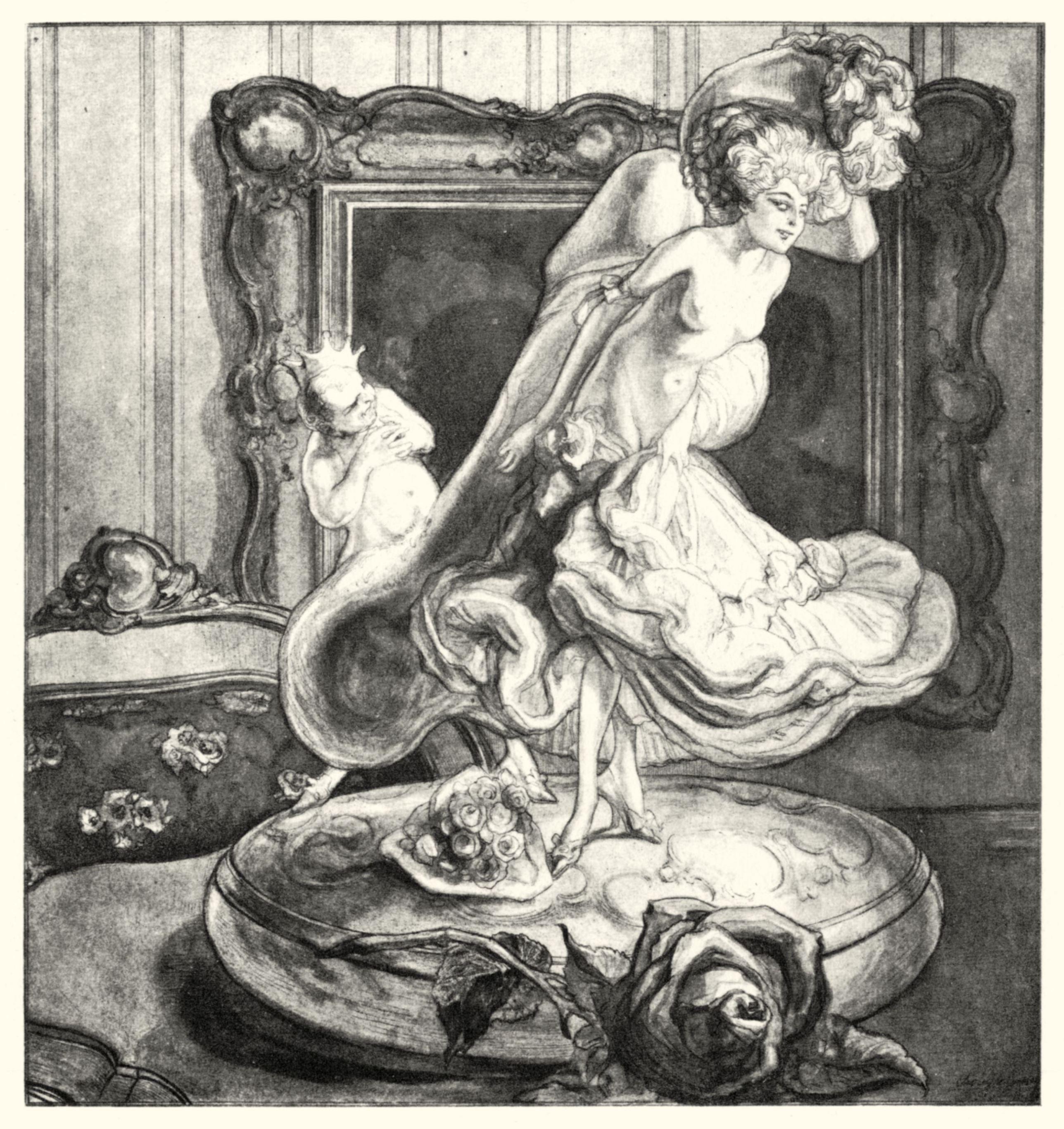 Franz von Bayros - 140