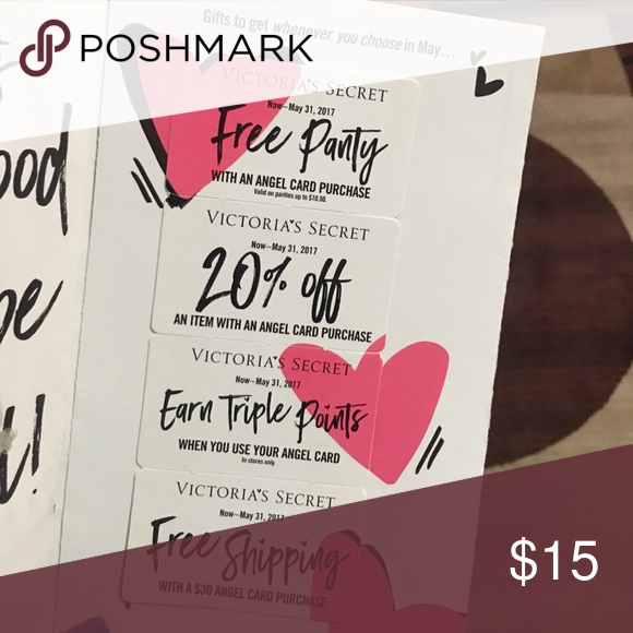 Victoria Secret Coupons I M An Associate So I Can T Use Them Free Panty Coupon 20 Off Coupon Triple Points Victoria Secret Coupon Used Victoria Secret