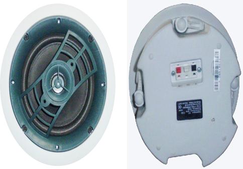 Ks 812 Ceiling Speaker With Coaxial Tweeter Ceiling