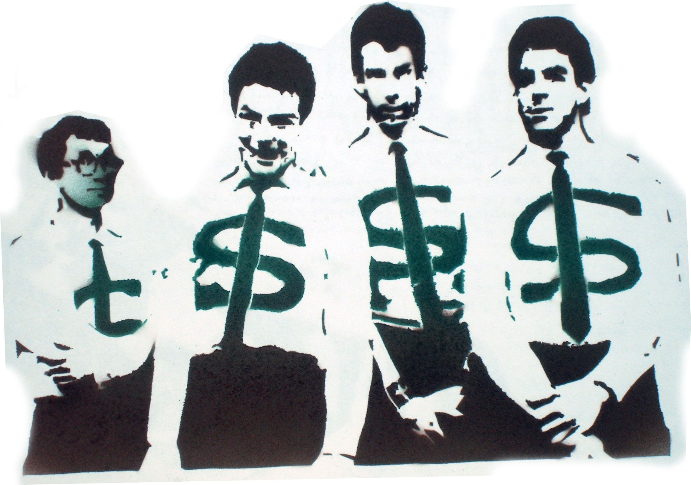 The Dead Kennedys.