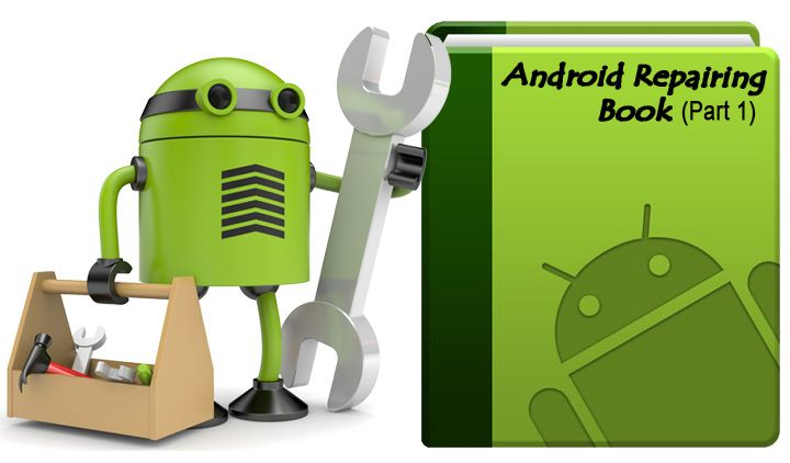 Advance Android Mobile Repairing book | Android Phone