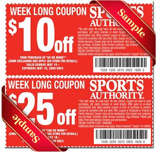 printable sports authority coupon november december 2015 2016