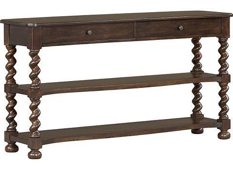 Groovy Havertys Console Table Wvsdc Org Creativecarmelina Interior Chair Design Creativecarmelinacom
