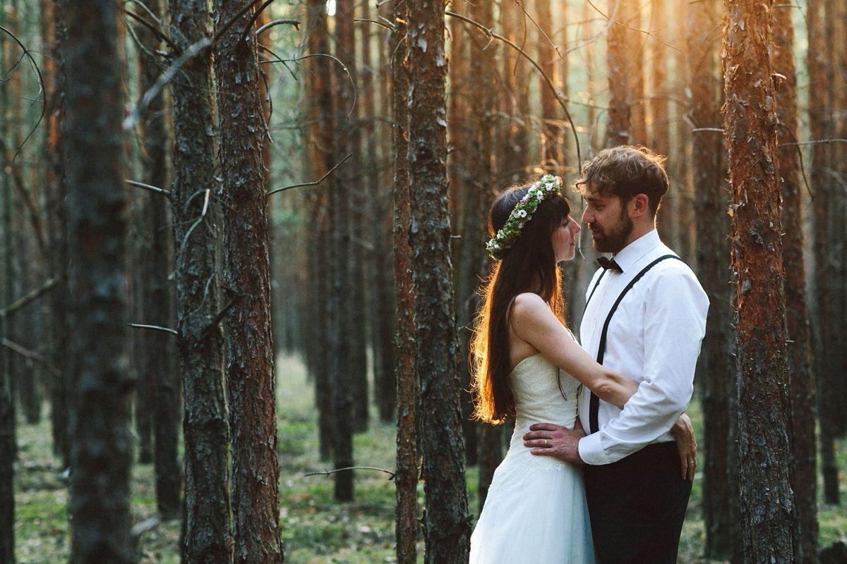Brautpaarfotos im Spreewald • Steph & Thomas - Paul liebt Paula