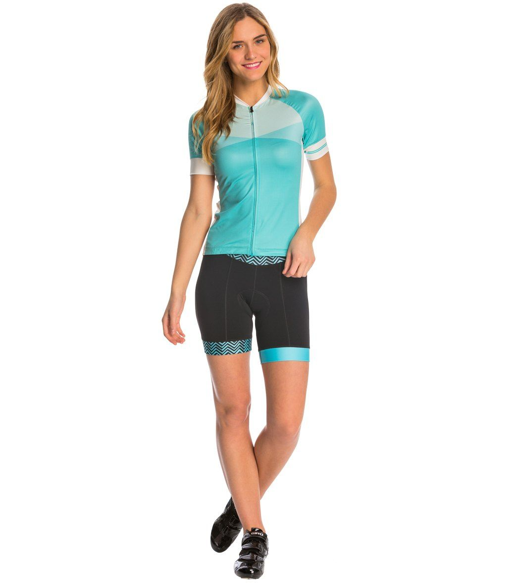Shebeest Women s Triple S Ultimo Switchback Cycling Shorts at  SwimOutlet.com – The Web s most 64dcf650d