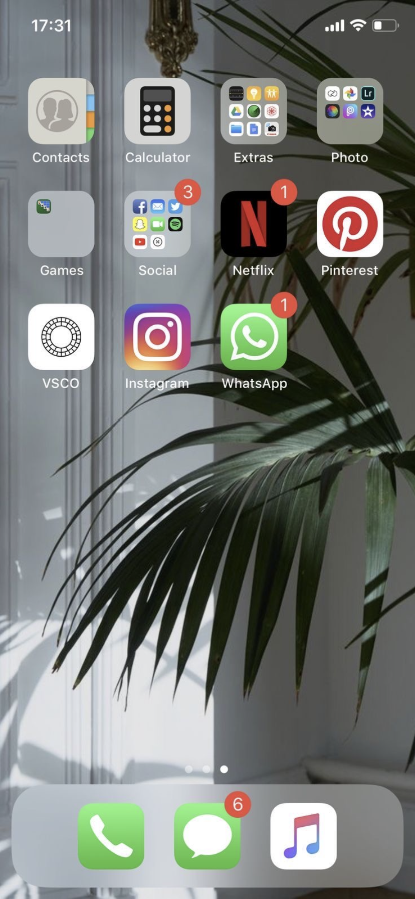 Pin by « meghan » on homescreens in 2020 Iphone app