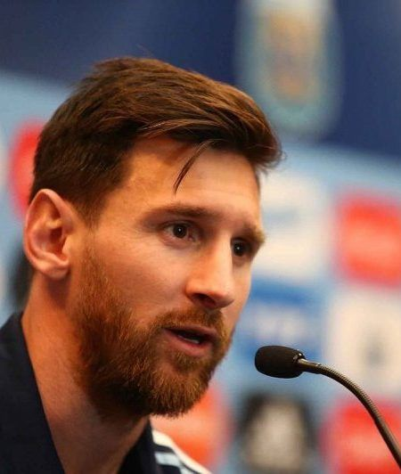 Lionel Messi Hairstyle Ideas Hair Hair Styles Hair Cuts Short