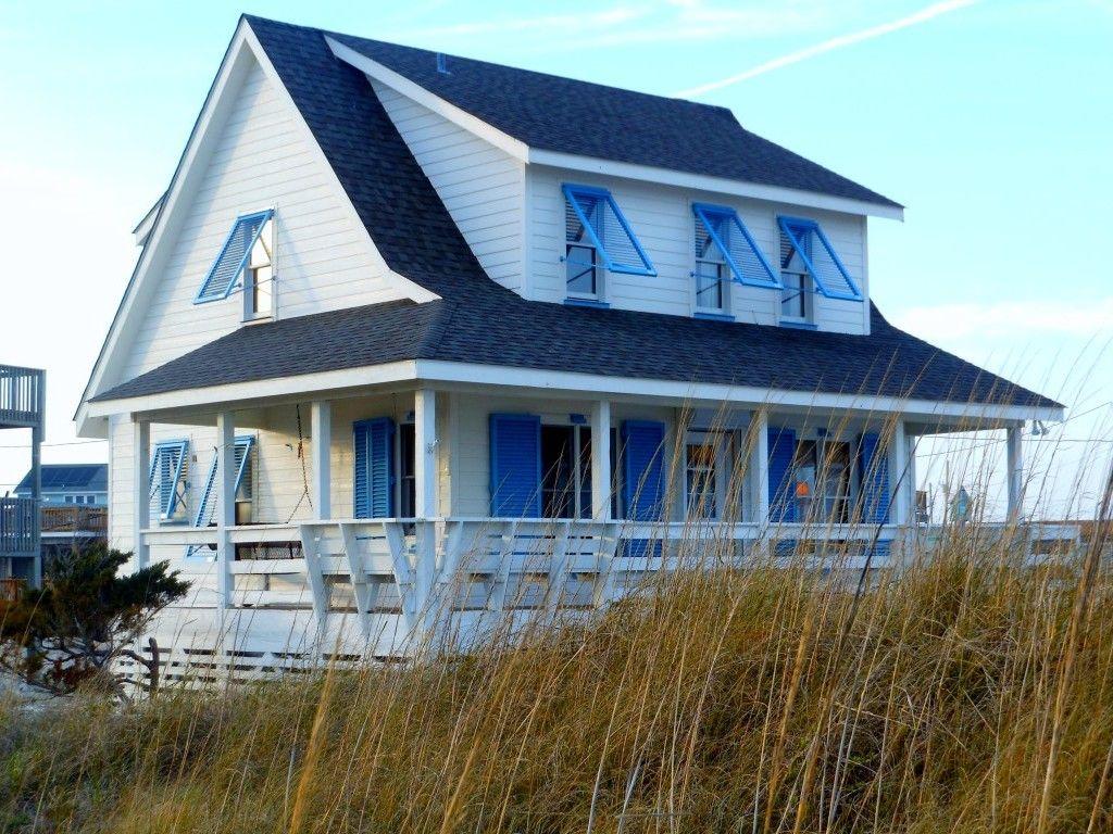 Rodanthe vacation rental vrbo 403480 3 br hatteras for Hatteras cabins rentals