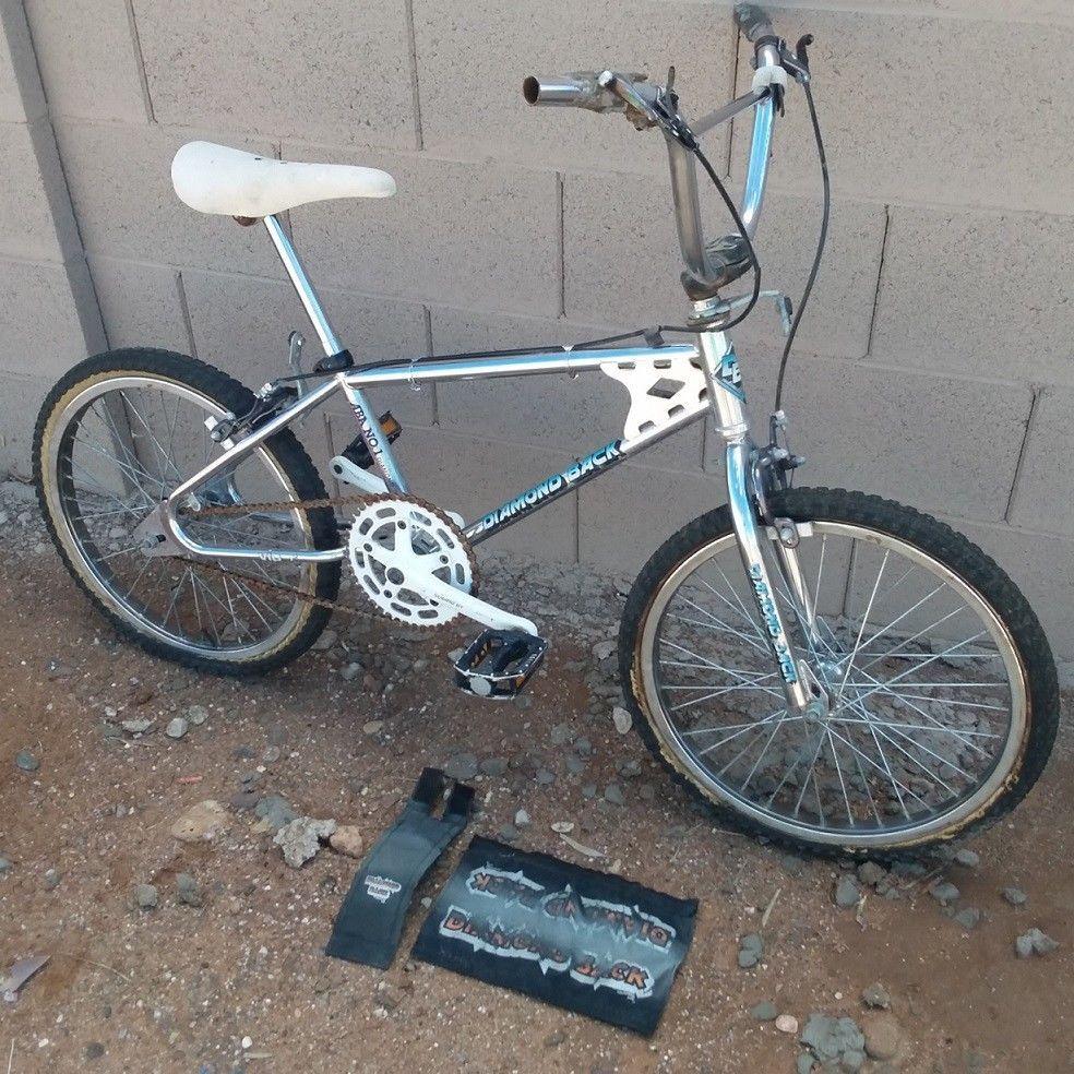 a8540a08c5d Latest Diamondback Bike for sales #diamondbackbike #diamondback #bike Old  School Diamondback Super Viper ABA No. 1 Factory Team BMX Bike - $500.00  End Date: ...
