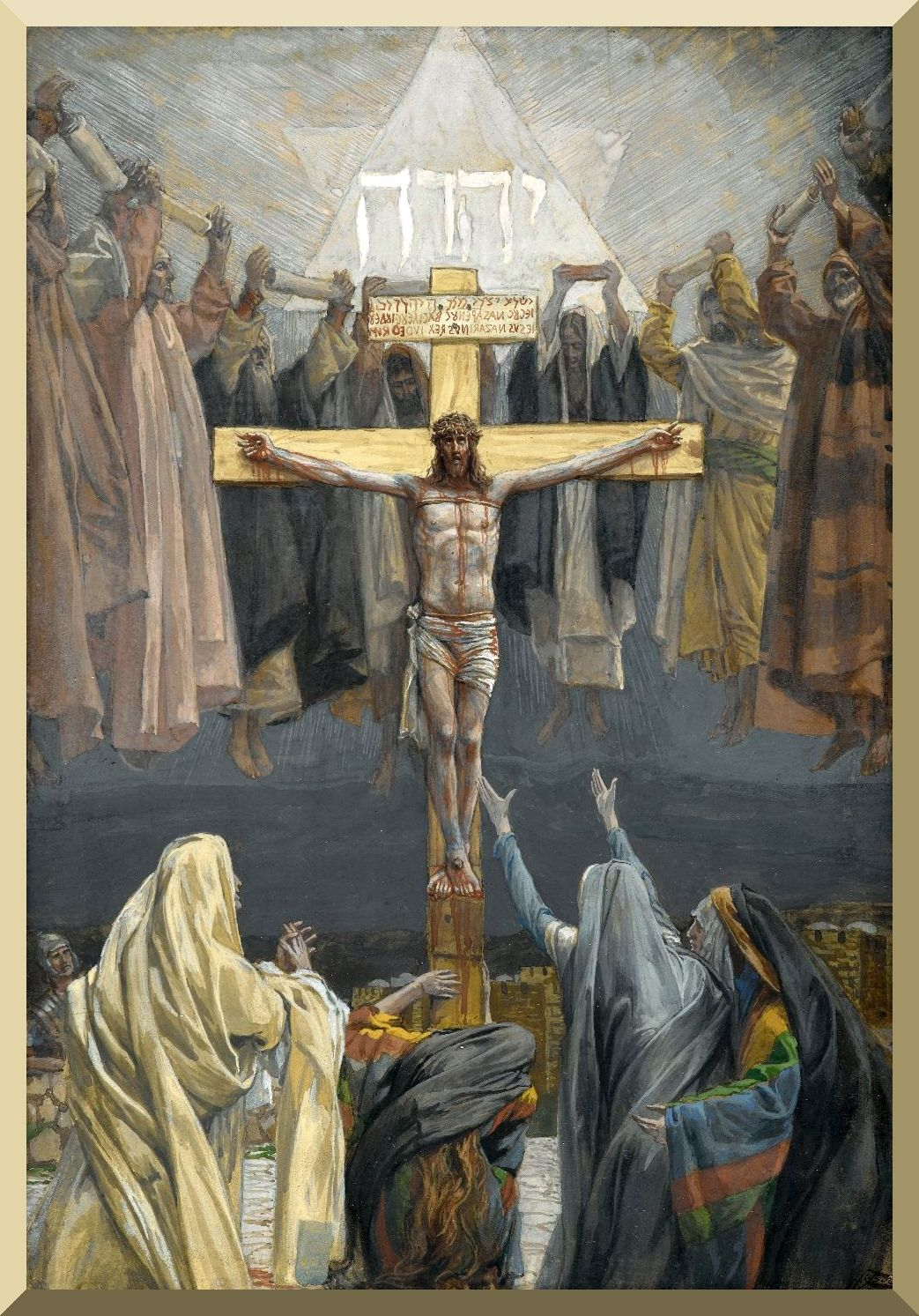 Faith of the Fathers: Some Good Friday Art By James Tissot ...