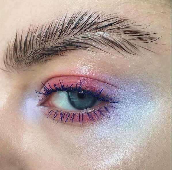 These are the biggest eyebrow trends of 2017 so far… from brow braids to feathers and squiggles