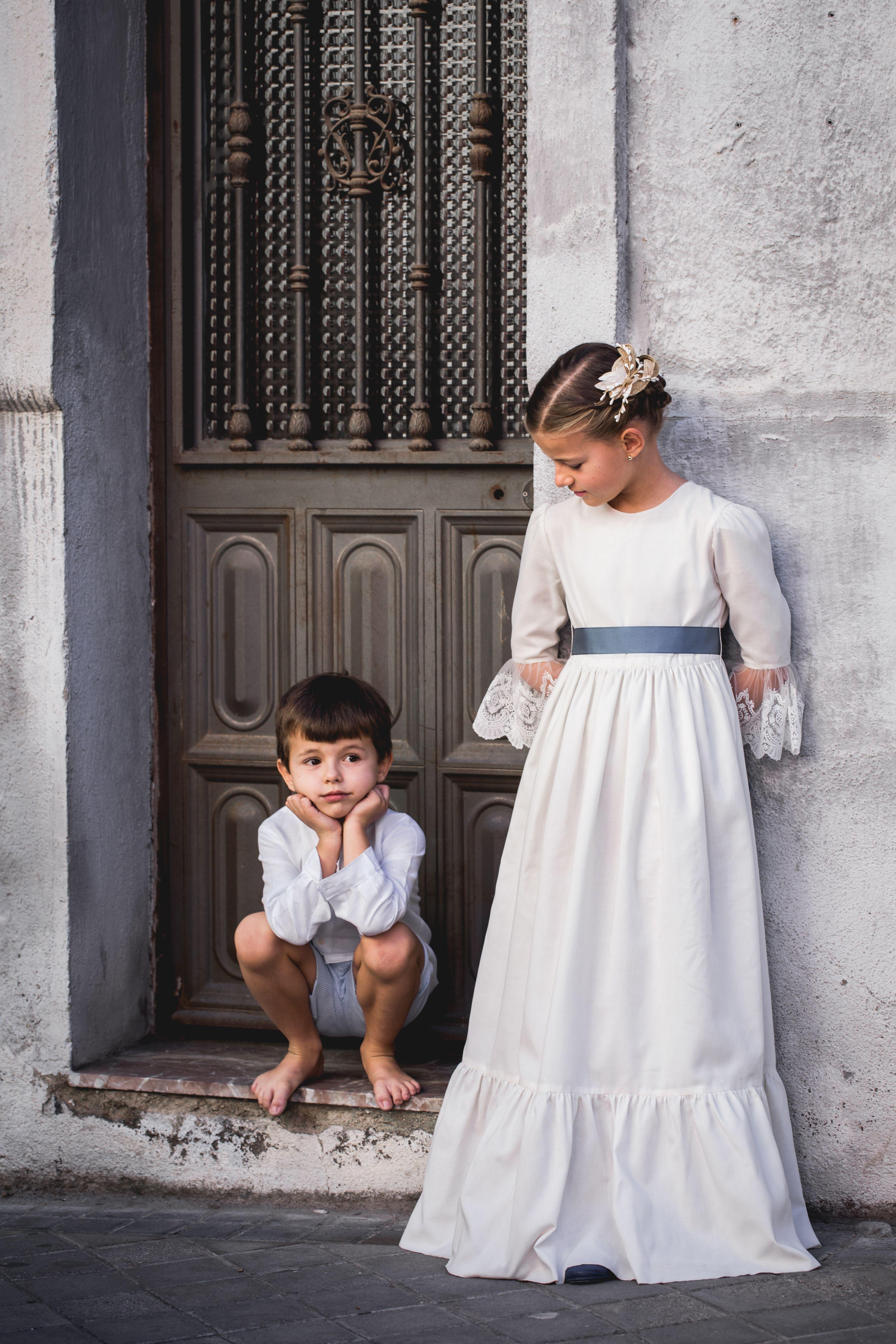 Vestidos comunion navascues precio