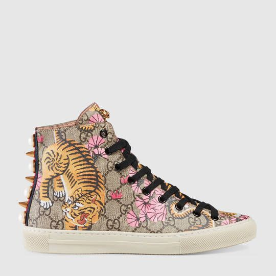 9a6b29edd97 Gucci - Gucci Bengal high-top sneaker