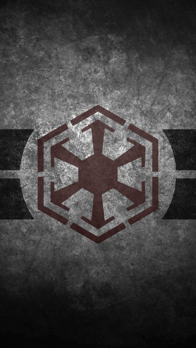 Star Wars Sith Empire Symbol Cellphone Wallpaper By Swmand4 On DeviantArt