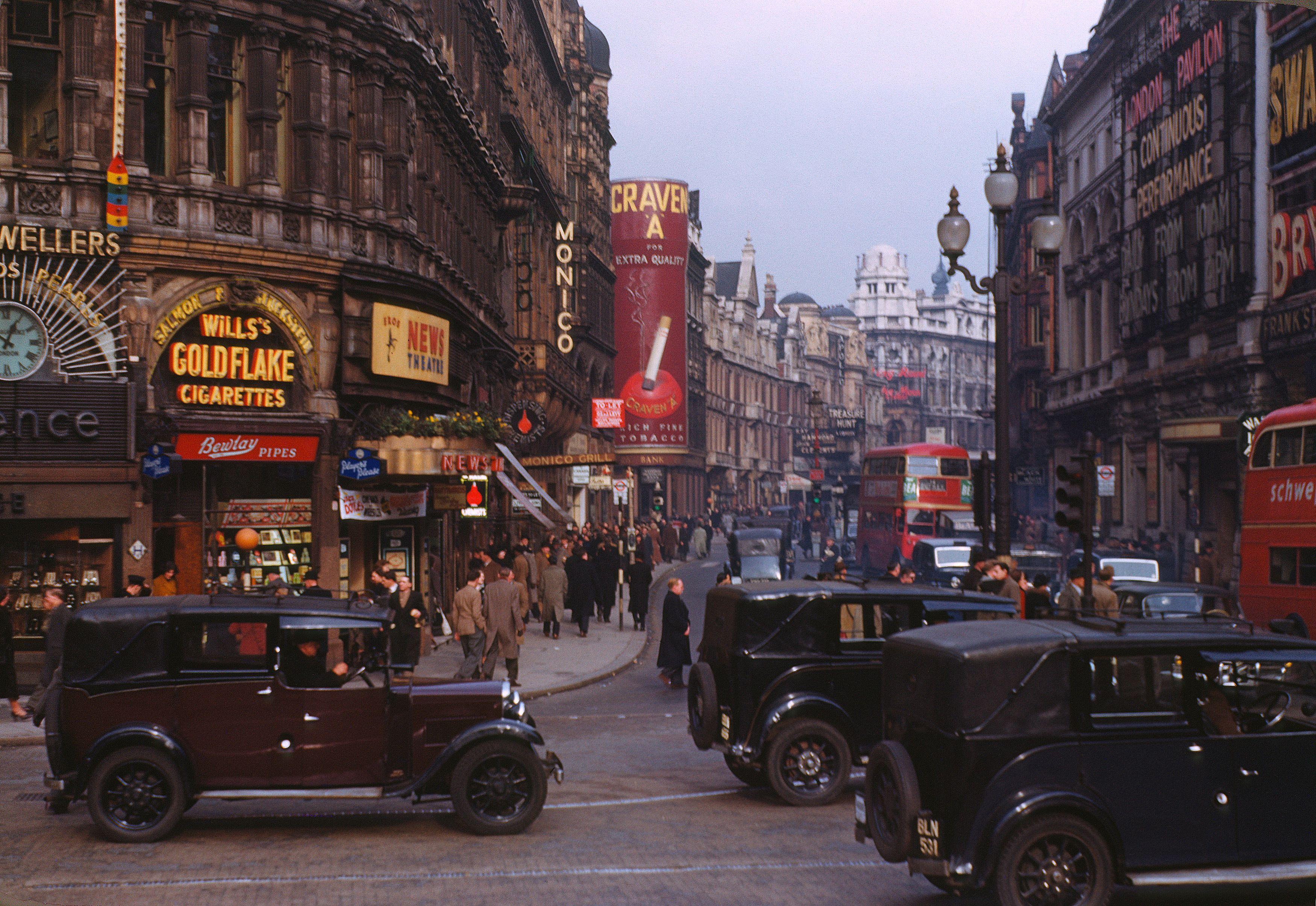 Londres, 1949