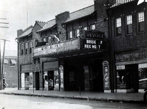 Indianapolis Then And Now Rivoli Theater 3155 E Tenth Street Historic Indianapolis All Things Indianapolis History Most Haunted Places Haunted Places Most Haunted