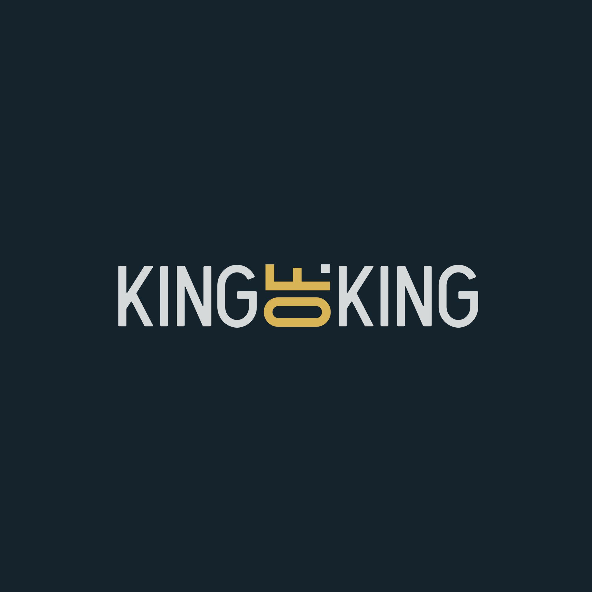 King Of King Photography Logo Photography Logos Logo Design Company Logo