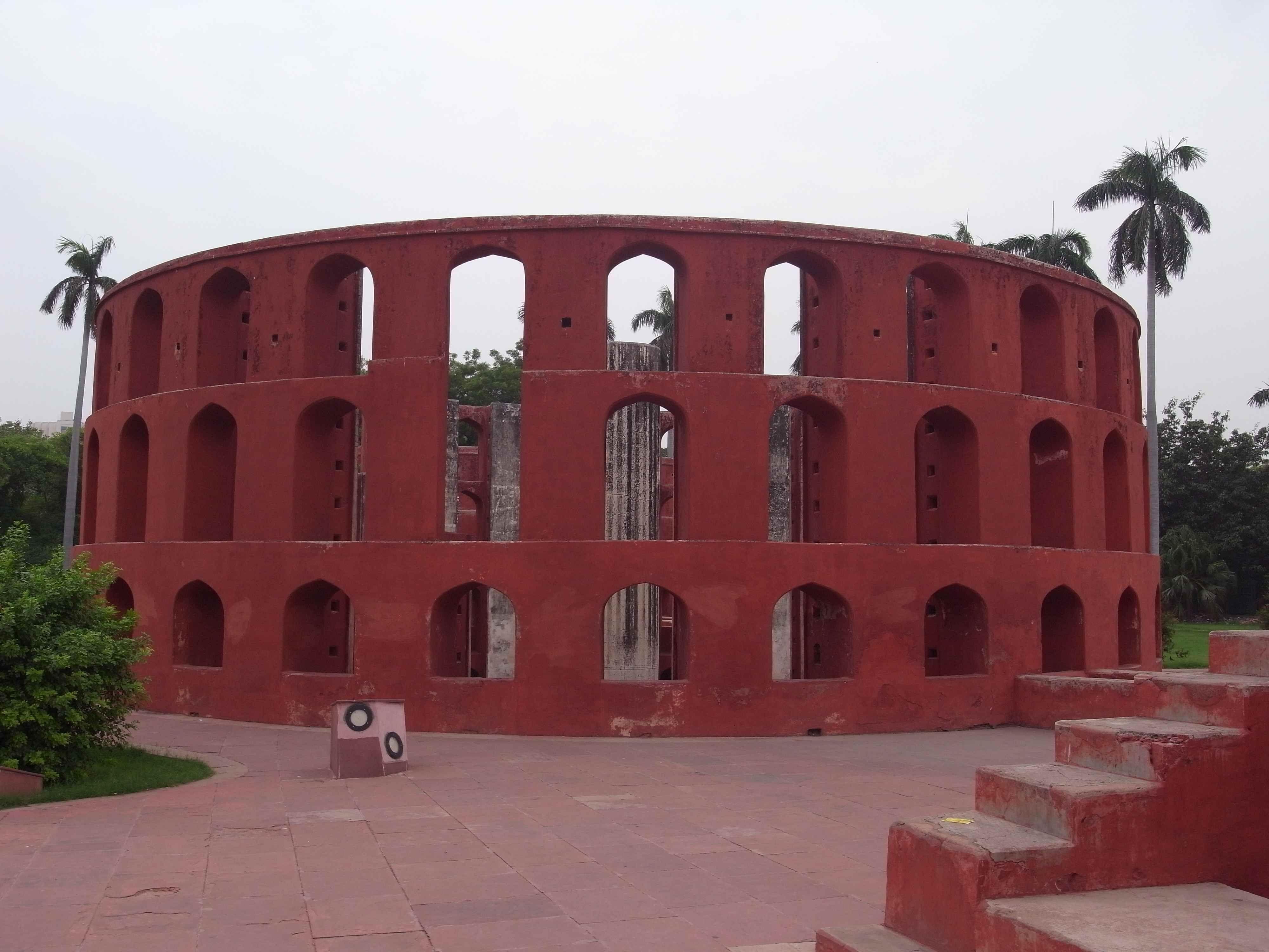 Jantar Mantar, Delhi / India