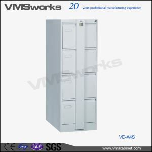 China Metal Material 4 Drawer Vertical Filing Cabinets Set 4 Drawer File Cabinet 4  sc 1 st  Pinterest & China Metal Material 4 Drawer Vertical Filing Cabinets Set 4 Drawer ...