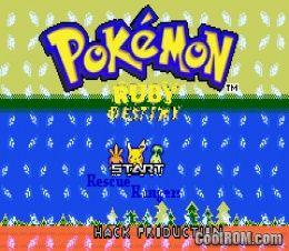 pokemon glazed mediafire download
