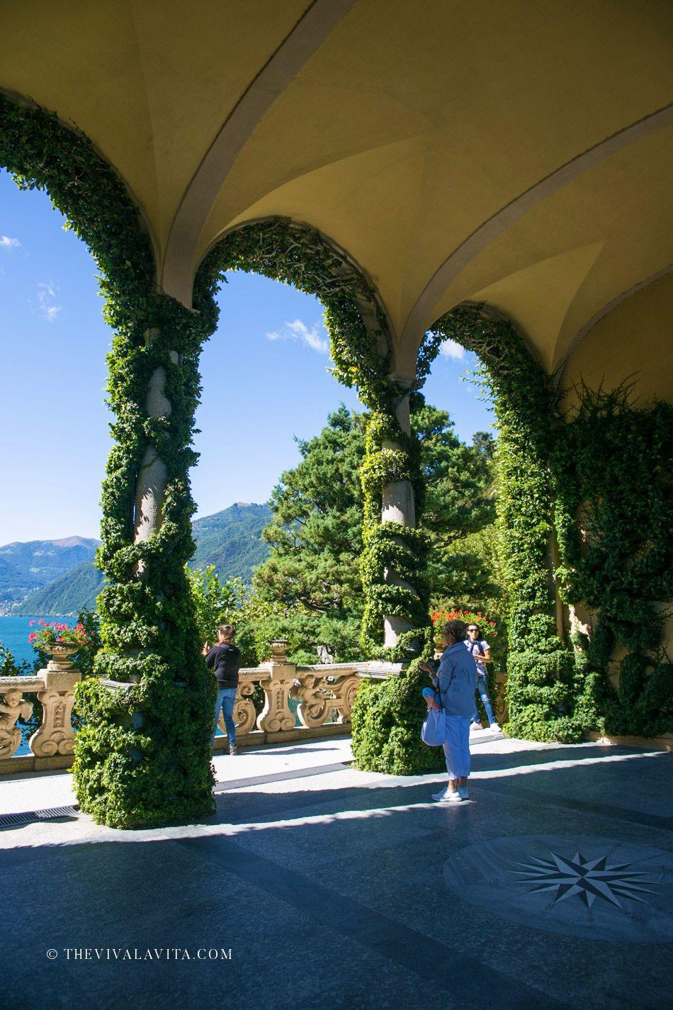 VILLA DEL BALBIANELLO, LAKE COMO italy bellaitalia