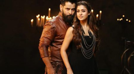Vikram's Iru Mugan Latest HD stills & images - CineHacker
