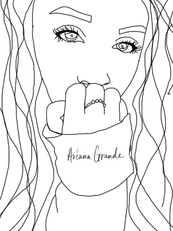Victorious Coloring Pages To Print Images