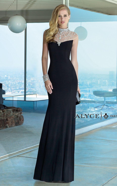 Alyce Paris 6394 | Bodycon Prom Dress | Bodycon Prom Dresses ...