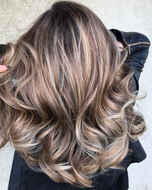 36 BEST Light Brown Hair Color Ideas (According to