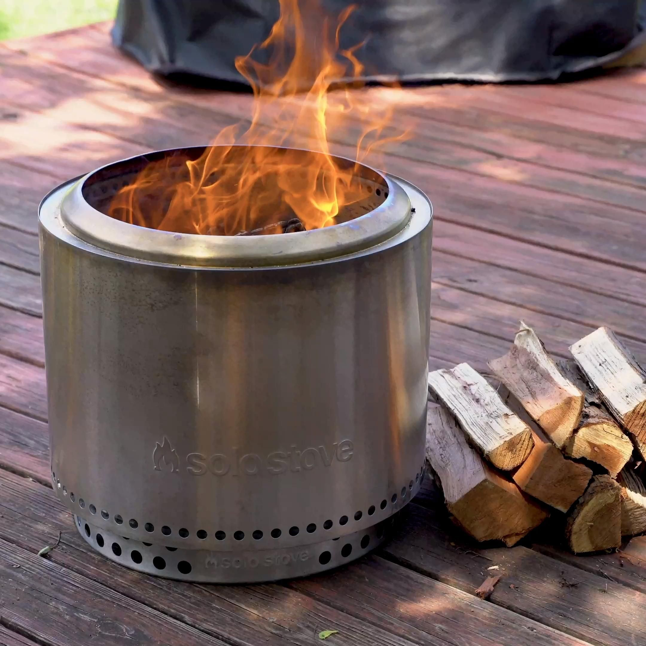 Upgrade Your Fire Pit & Make More Backyard Memorie