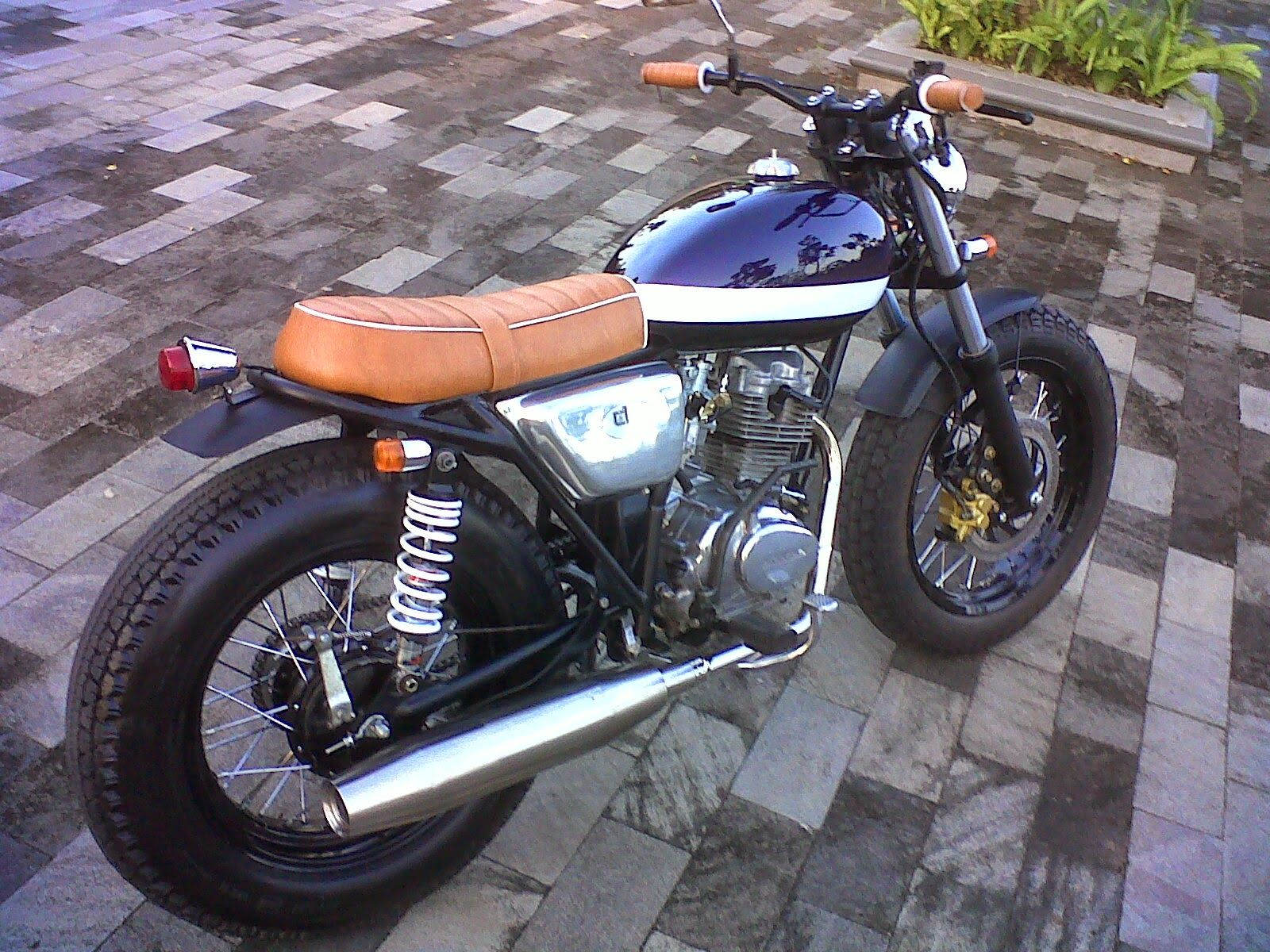 Modifikasi Motor Honda Cb Jap Style Motorcycle Modification