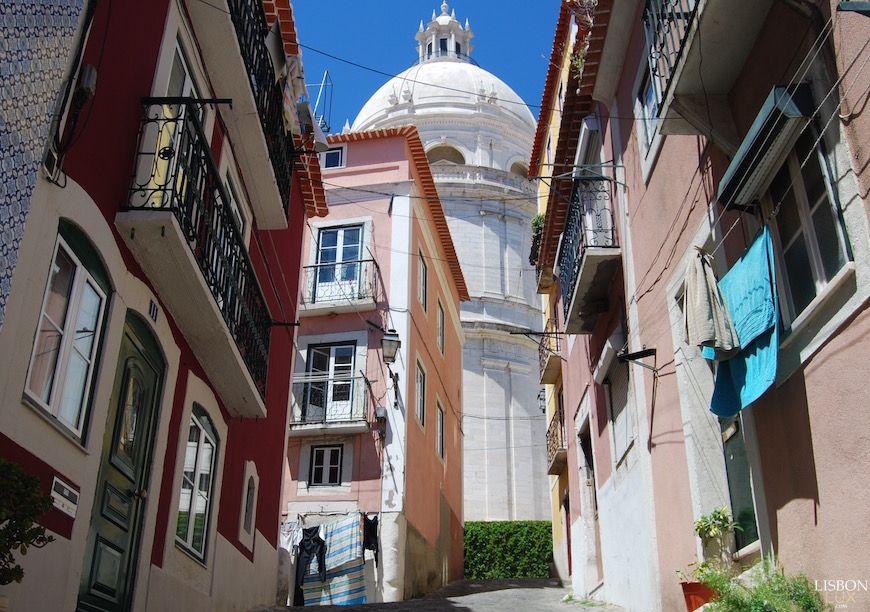 Travessa do Paraíso, Lisboa
