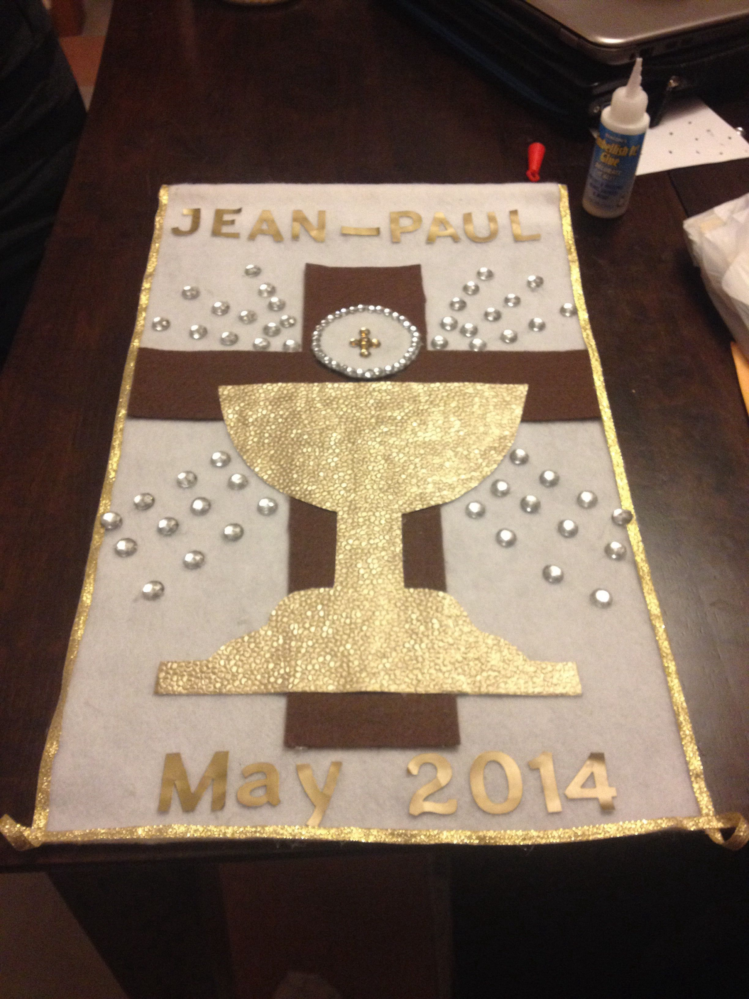 Communion banner recipes pinterest communion and banners