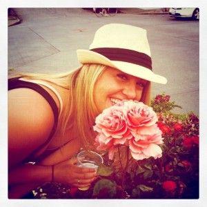 Ashley Breckel of The Style Umbrella