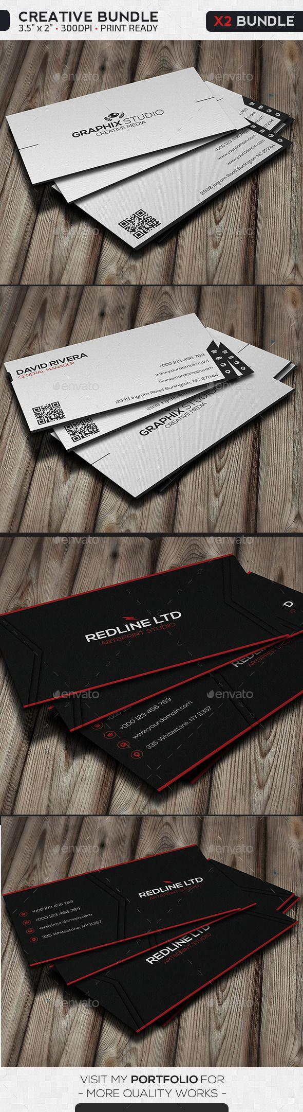 Bundle - Modern Business Cards