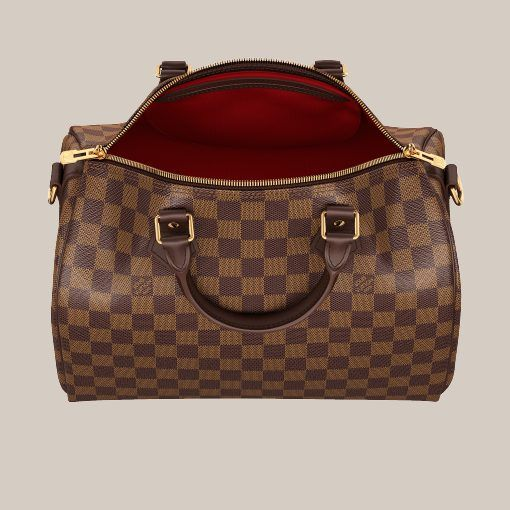 b364907643810 LOUISVUITTON.COM - Speedy Bandoulière 30 Damier Ebene Canvas Handbags